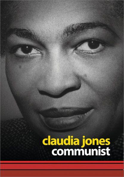 Claudia Jones by Ella Rule pamphlet cover