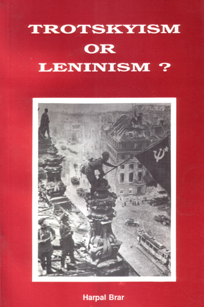 Trotskyism or Leninism