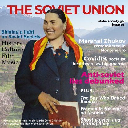 Stalin Society magazine issue 01